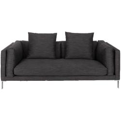 Newman canapé 2 places en tissu