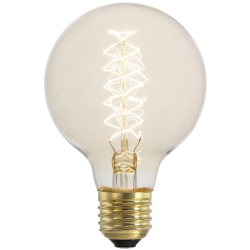 Ampoule filament eglo globe