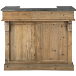 Meuble pagnol en bois