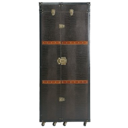 Bar shipping trunk