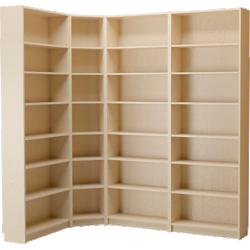 Billy - bibliothèque bois