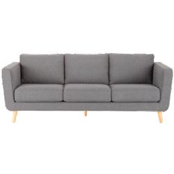 Canapé nils gris