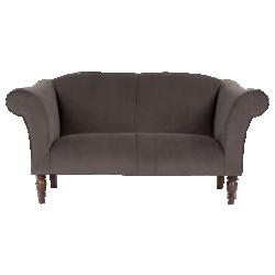 Canapé garston en velours