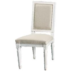 Chaise régence