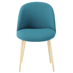 Chaise vintage mauricette