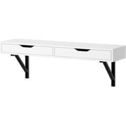 Ekby alex / ekby valter - étagère avec tiroir