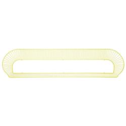Etagères loop - jaune