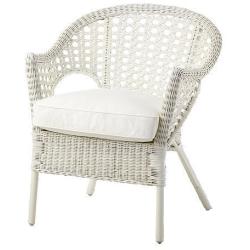 Finntorp / djupvik - fauteuil avec coussin
