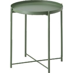 Gladom - table/plateau vert