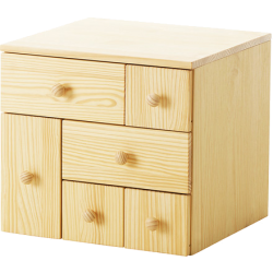 Ikea ps 2012 - commode complémentaire 6 tiroirs
