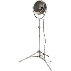 Lampadaire phare métal
