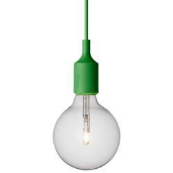 Lampe suspendue - vert