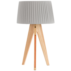 Lampe de table miller bois