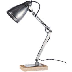Lampe philadelphia métal