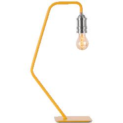 Lampe de table starkey moutarde