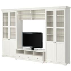 Liatorp - combinaison meuble tv