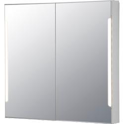 Storjorm - élément miroir 2ptes+éclairage int