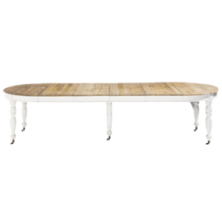 Table à rallonges provence