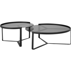 Tables gigognes aula noir
