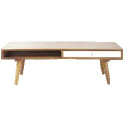 Table basse andersen en bois