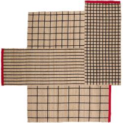 Ternslev - tapis tissé à plat