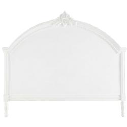 Tête de lit sculptée médicis
