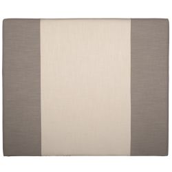 Blanc d 39 ivoire mydecolab - Tete de lit blanc d ivoire ...