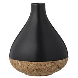 Vase en liège et céramique bloomingville