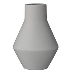 Vase en porcelaine grise bloomingville