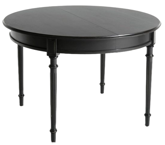 Table Ronde 2 Allonges Concorde Mydecolab
