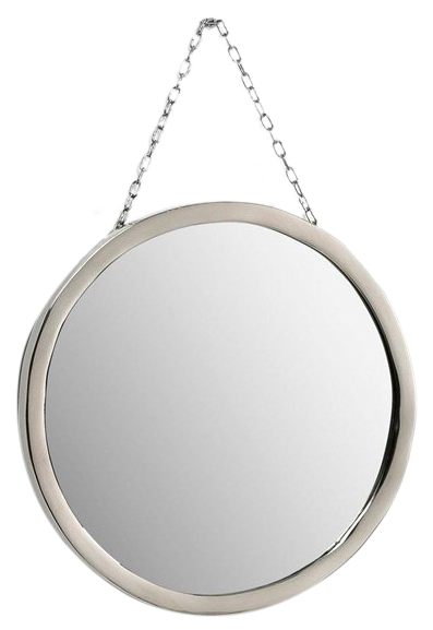 Miroir barbier rond ou ovale mydecolab for Cadre ovale leroy merlin