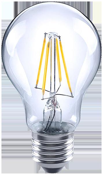 Ampoule filament lexman standard