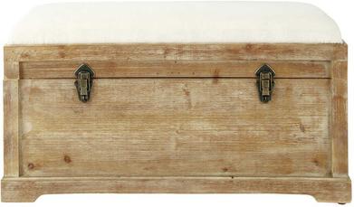 Banc cascabel en bois