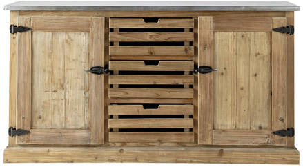 Buffet pagnol en bois