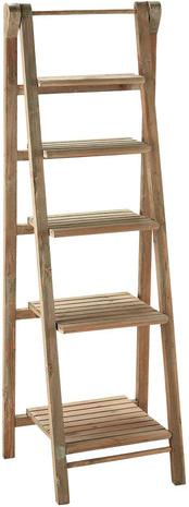 étagère-échelle freeport en bois