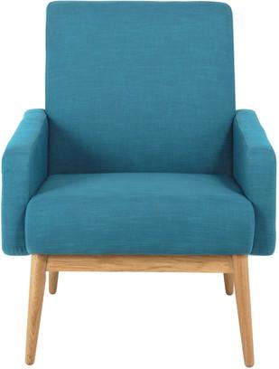 Fauteuil kelton bleu
