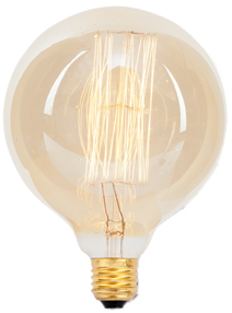 Ampoule Avec Filament En Carbone E27 60w Mydecolab