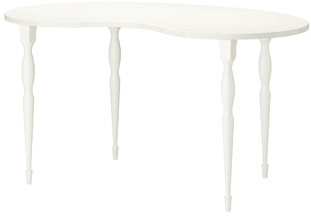 Hissmon / nipen - table noix de cajou