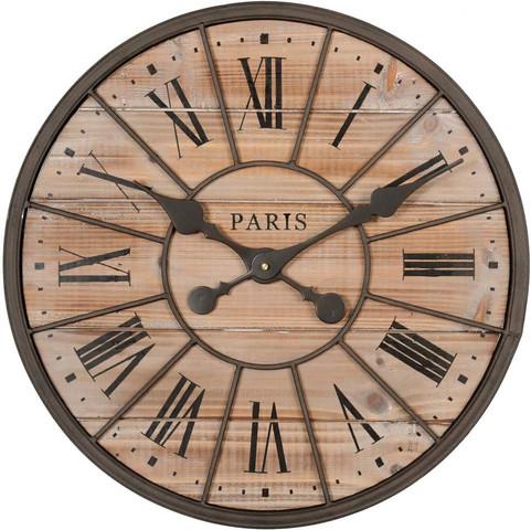Horloge northwood métal