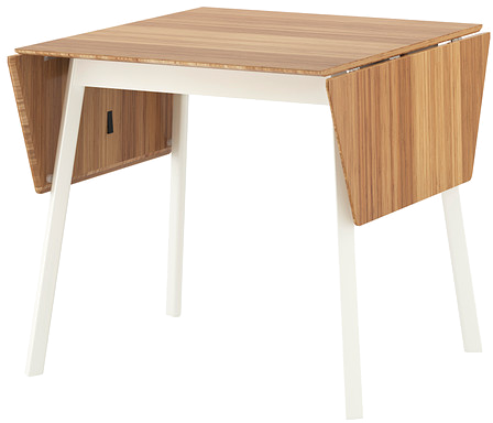 Ikea ps 2012 - table à rabats