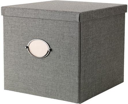 Kvarnvik - boîte avec couvercle