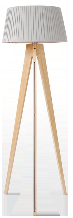 Lampadaire miller bois