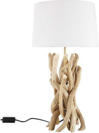 Lampe nirvana en bois