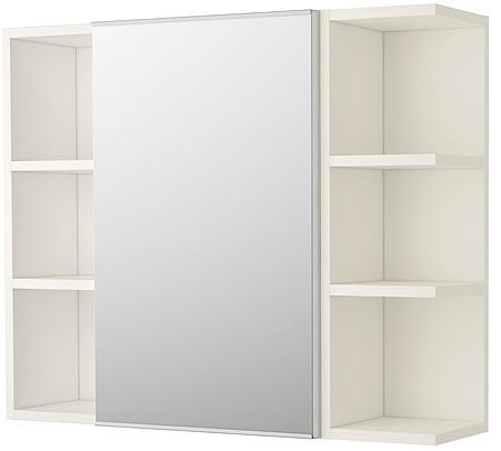 Lillången - élément miroir 1pte/2étag fin