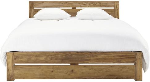 Lit stockholm en bois