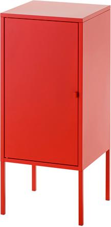 Lixhult - rangement rouge
