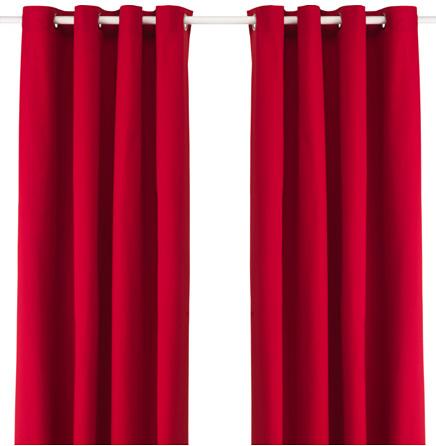 Merete - rideaux