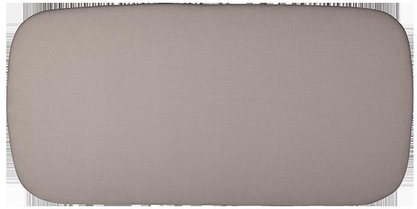 Meringue tête de lit 230cm