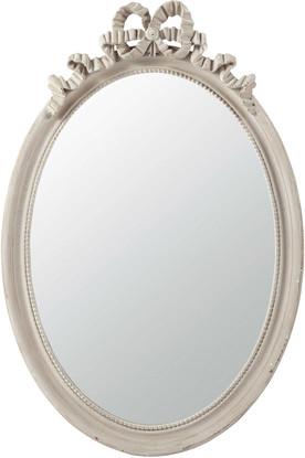Miroir bianca en bois