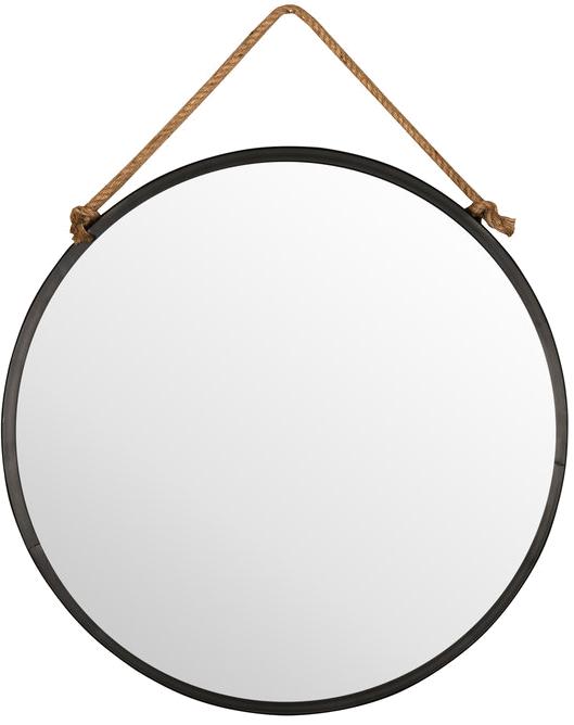 Miroir mural rond tali